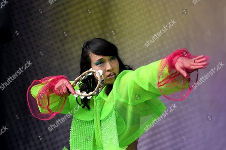Stock Image of Yukimi Nagano - Little Dragon
