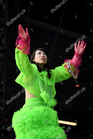 Editorial picture of All Points East Festival, London, UK - 24 May 2019