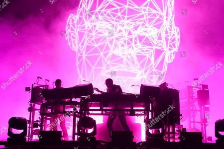 Tom Rowlands and Ed Simons - Chemical Brothers