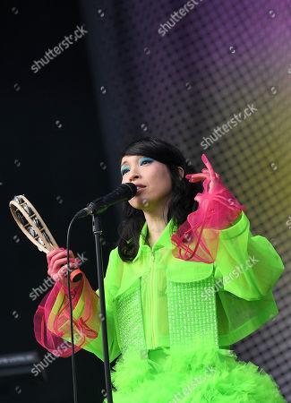 Yukimi Nagano - Little Dragon