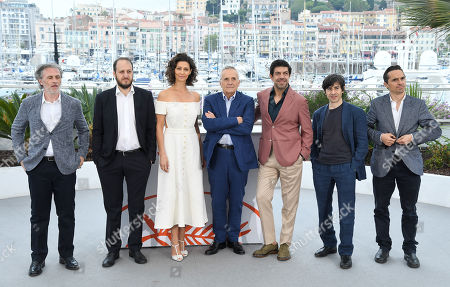 Editorial image of 'The Traitor' photocall, 72nd Cannes Film Festival, France - 24 May 2019