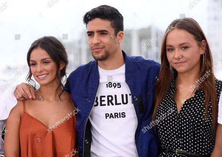 Editorial image of 'Mektoub, My Love: Intermezzo' photocall, 72nd Cannes Film Festival, France - 24 May 2019
