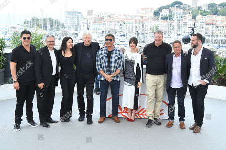Editorial picture of 'Rambo V: Last Blood' photocall, 72nd Cannes Film Festival, France - 24 May 2019