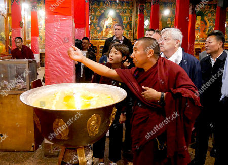 Editorial photo of US Tibet, Lhasa, China - 22 May 2019