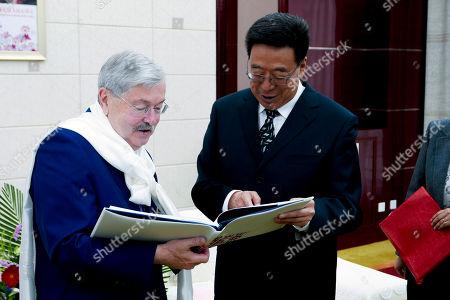 Editorial image of US Tibet, Lhasa, China - 22 May 2019