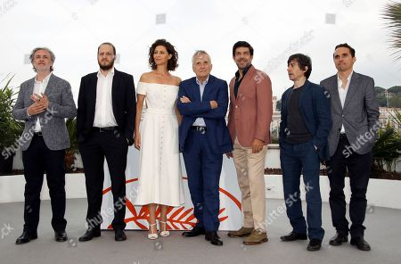 Editorial picture of The Traitor Photocall - 72nd Cannes Film Festival, France - 24 May 2019