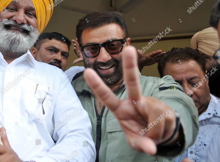 Editorial picture of General Election, Gurdaspur, India - 23 May 2019