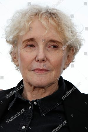 Jury President Claire Denis of France poses during the photocall for Cinefondation and Shorts at the 72nd annual Cannes Film Festival, in Cannes, France, 24 May 2019. The movie is presented in the section Special Screenings of the festival which runs from 14 to 25 May.
