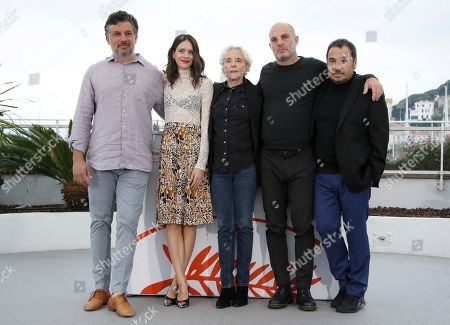 Editorial picture of Cinefondation and Shorts Photocall - 72nd Cannes Film Festival, France - 24 May 2019