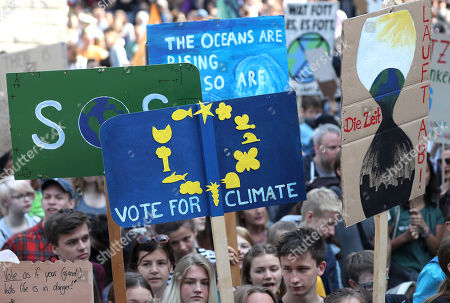 Fridays for Future climate change protest, Cologne