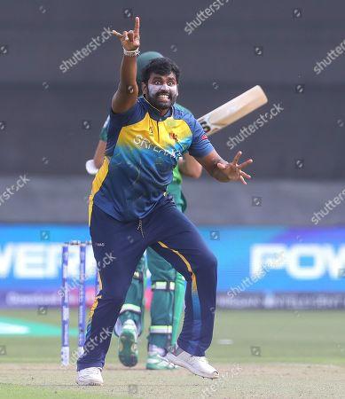 Sri Lanka v South Africa, ICC World Cup warm up match