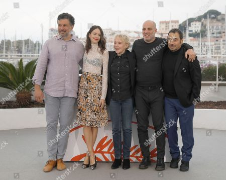Editorial photo of 2019 Jury Cinefoundation Photo Call, Cannes, France - 24 May 2019