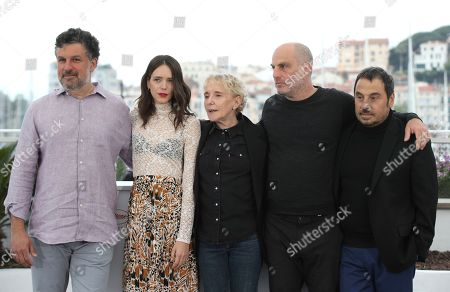 Editorial image of 2019 Jury Cinefoundation Photo Call, Cannes, France - 24 May 2019