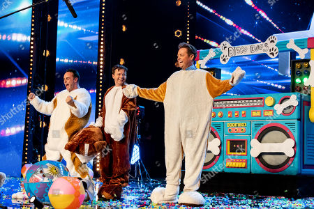 'Britain's Got Talent' TV Show, Episode 8