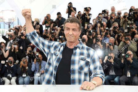 'Rambo V: Last Blood' photocall, 72nd Cannes Film Festival