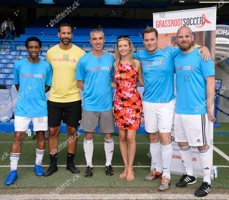 Editorial image of 7v7 Grassroot Soccer Changemaker Cup, London, UK - 23 May 2019