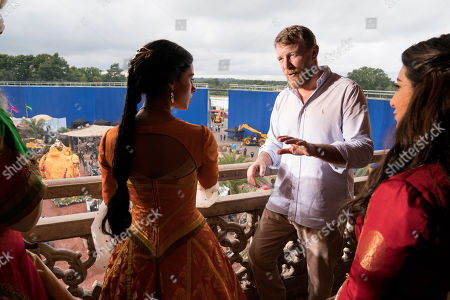 Editorial photo of 'Aladdin' Film - 2019
