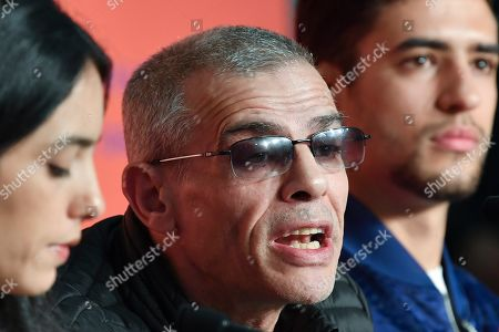 Abdellatif Kechiche attends the press conference for 'Mektoub, My Love: Intermezzo' during the 72nd annual Cannes Film Festival, in Cannes, France, 24 May 2019. The movie is presented in the Official Competition of the festival which runs from 14 to 25 May.