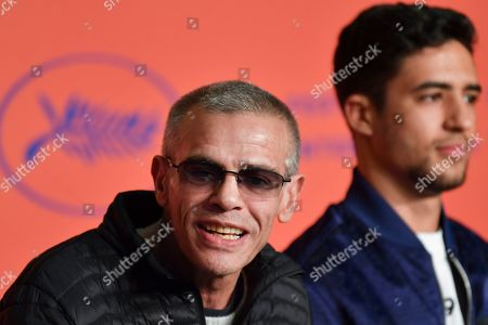 Stock Photo of Abdellatif Kechiche attends the press conference for 'Mektoub, My Love: Intermezzo' during the 72nd annual Cannes Film Festival, in Cannes, France, 24 May 2019. The movie is presented in the Official Competition of the festival which runs from 14 to 25 May.