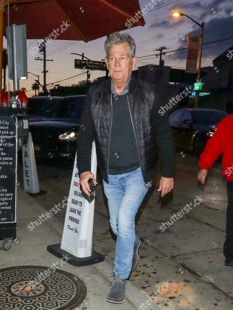 David Foster out and about, Los Angeles