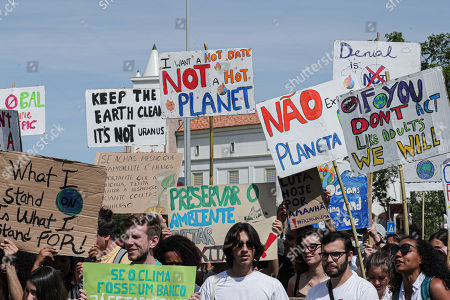 Fridays for Future climate change protest, Faro