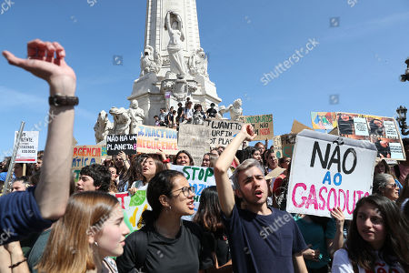 Fridays for Future climate change protest, Lisbon