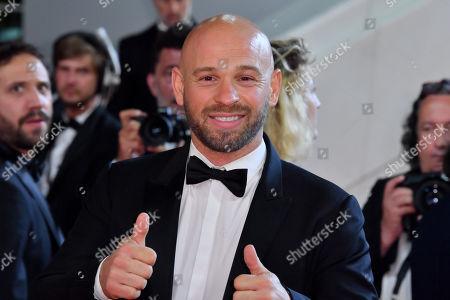 Stock Image of Franck Gastambide
