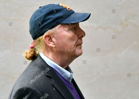 Mario Batali arrives for arraignment, at municipal court in Boston, on charges he forcibly kissed and groped a woman at a Boston restaurant in 2017