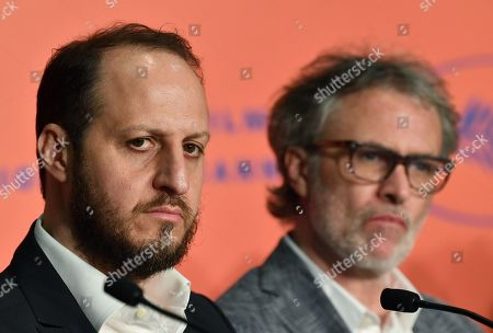 Editorial photo of The Traitor Press Conference - 72nd Cannes Film Festival, France - 24 May 2019