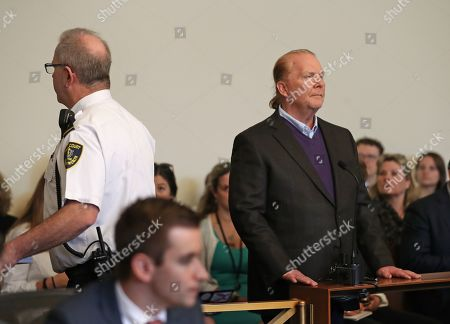 Editorial picture of Mario Batali faces charges, Boston, USA - 24 May 2019