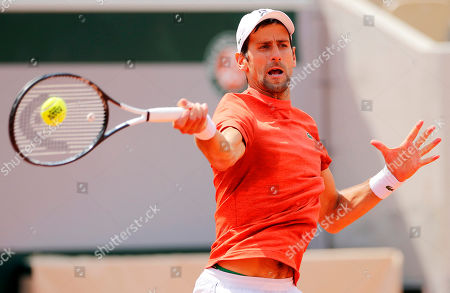 French Open, Day 1