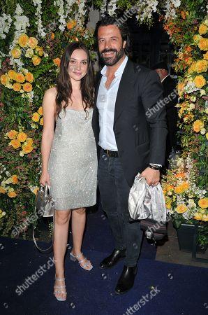 Andreea Cristea and Christian Vit
