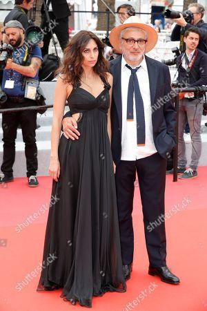 Yasmine Hamdan and Elia Suleiman