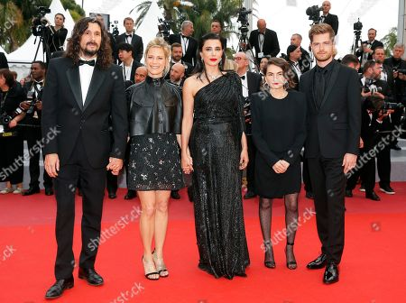 Editorial photo of Sibyl Premiere - 72nd Cannes Film Festival, France - 24 May 2019
