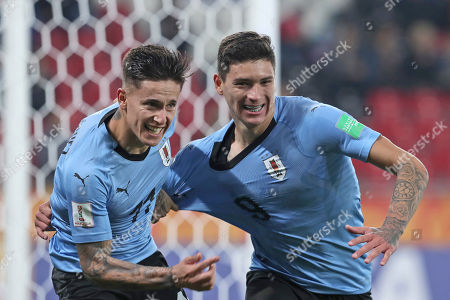 Editorial image of U20 World Cup Soccer, Lodz, Poland - 24 May 2019