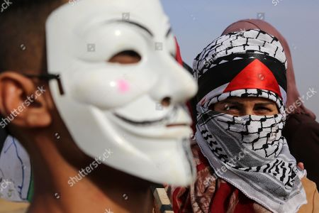 Weekly tents protest, Gaza
