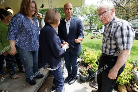 Cory Booker, US Presidential Election, Newton