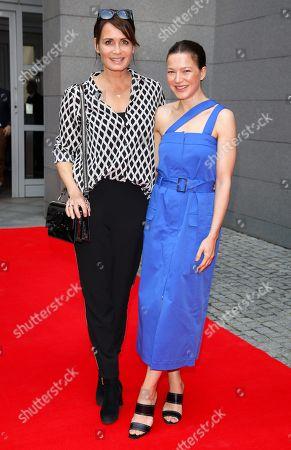 Anja Kling and Hannah Herzsprung