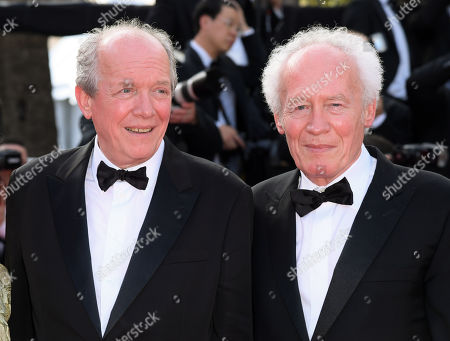Stock Picture of Luc Dardenne and Jean-Pierre Dardenne