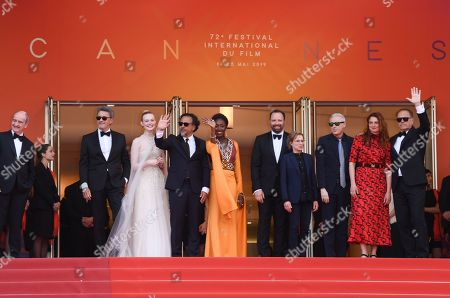 Editorial photo of 'The Specials' premiere and closing ceremony, 72nd Cannes Film Festival, France - 25 May 2019