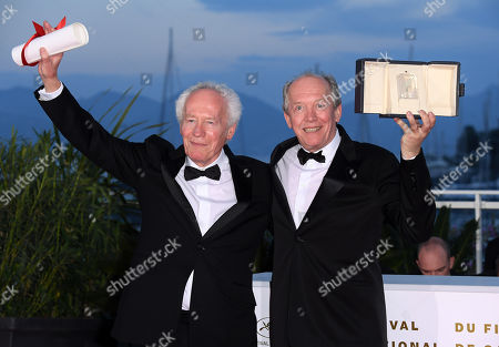 Jean-Pierre Dardenne and Luc Dardenne - Best Directors - 'Young Ahmed'