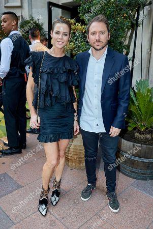 Amelia Bono and Manuel Martos