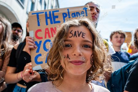 2nd Global Climate Strike For Future, Brussels
