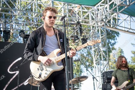 Anderson East performs at the Bottle Rock Napa Valley Music Festival at Napa Valley Expo, in Napa, Calif
