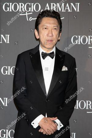 Stock Image of Tomoyasu Hotei