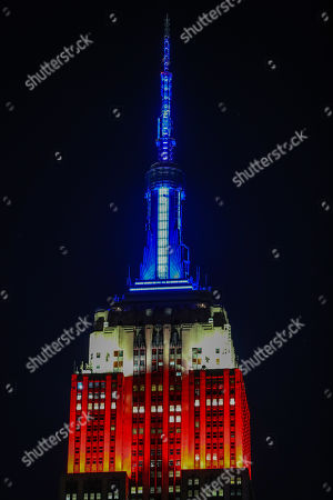 Empire State Building, Memorial Day, New York