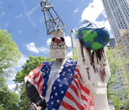 Fridays for Future climate change protest, New York