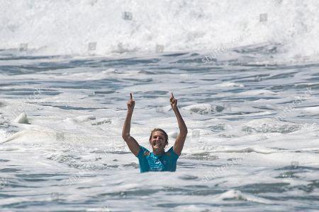 Editorial image of Surfing WSL - Corona Bali Protected, Gianyar, Indonesia - 25 May 2019