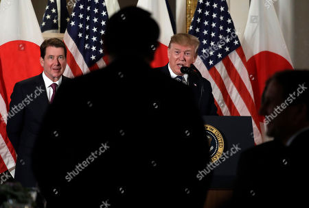 Editorial picture of Trump , Tokyo, Japan - 25 May 2019