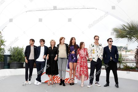 Editorial picture of Sibyl Photocall - 72nd Cannes Film Festival, France - 25 May 2019